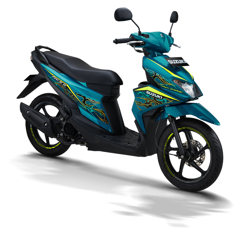 Suzuki Motor NEX II Fancy Dynamic Green