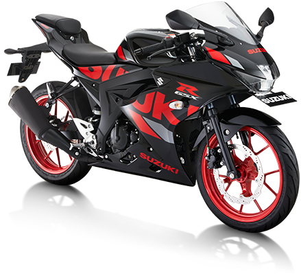 Suzuki Motor GSX-R150 Black Red