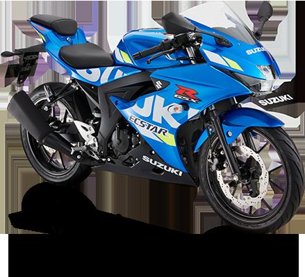Suzuki Motor GSX-R150 Blue