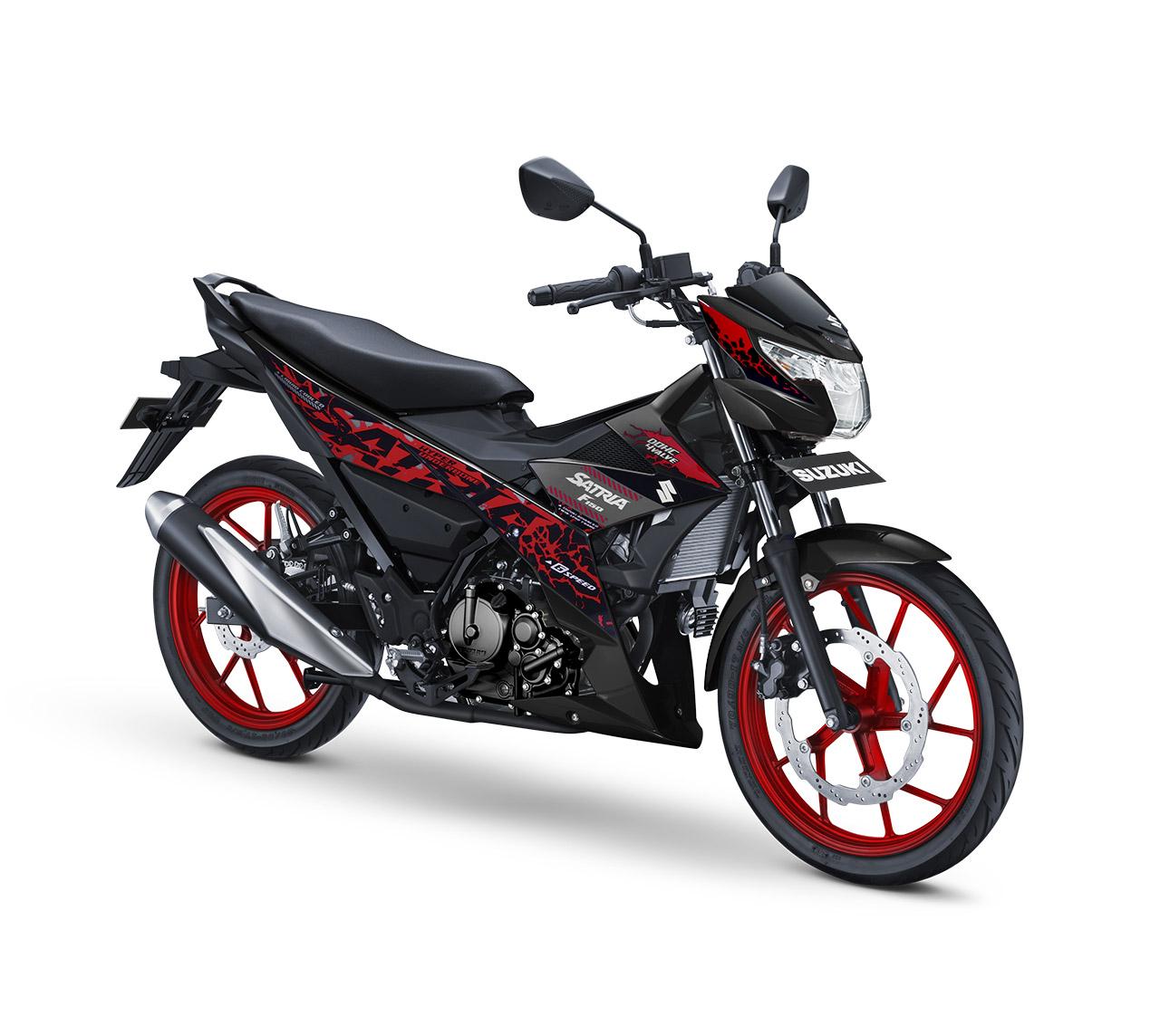 Hadiah II Motor Suzuky F150