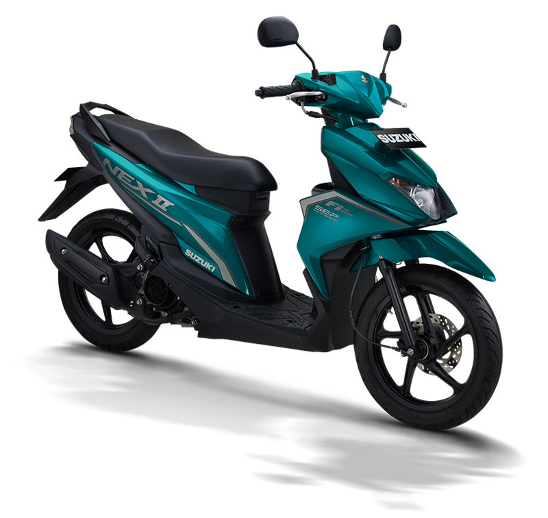 Suzuki Motor NEX II Fancy Dynamic Standard Green