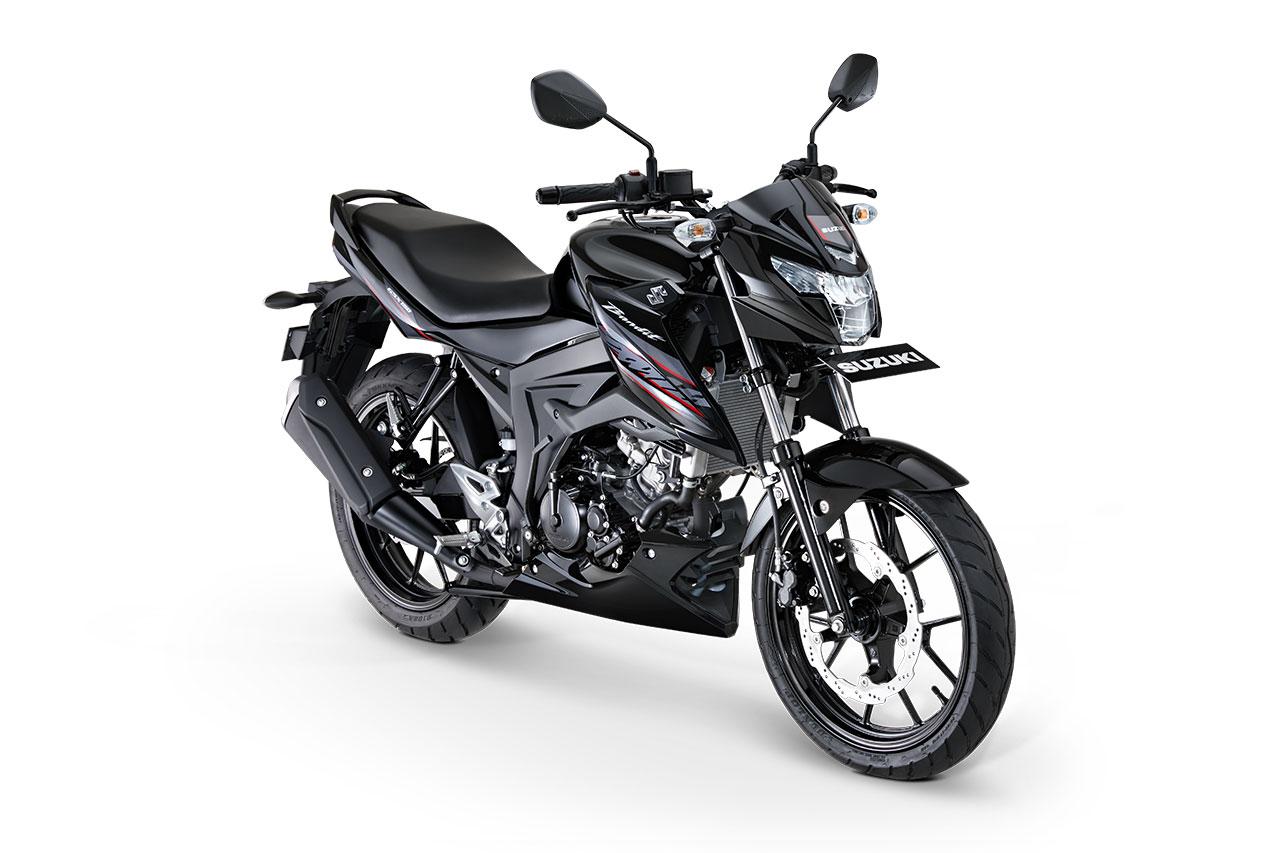 Suzuki Motor GSX 150 Bandit Black