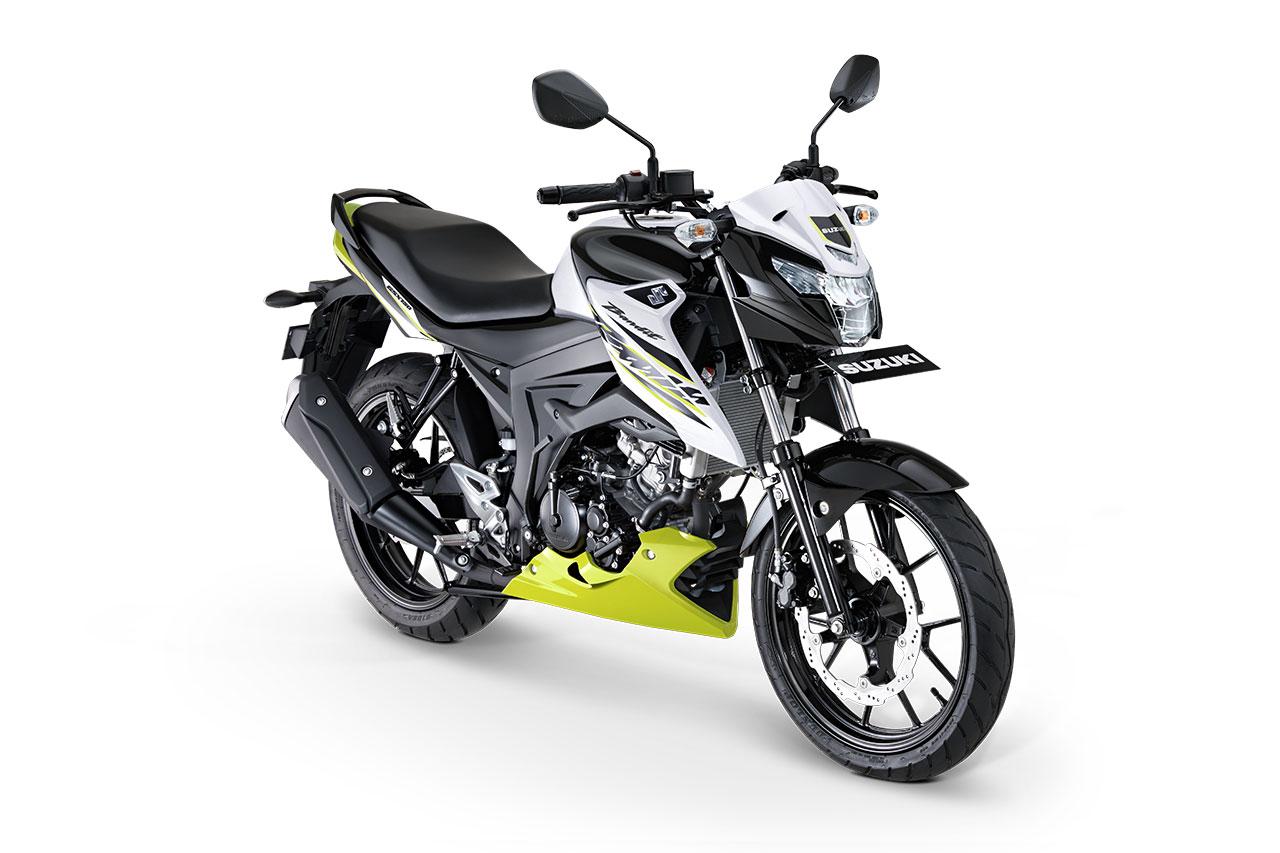 Suzuki Motor GSX 150 Bandit Duo Tone