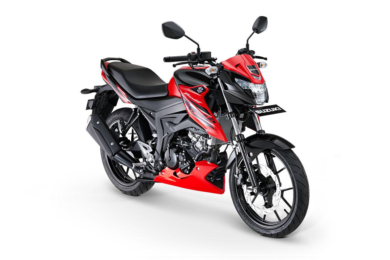 Suzuki Motor GSX 150 Bandit Red