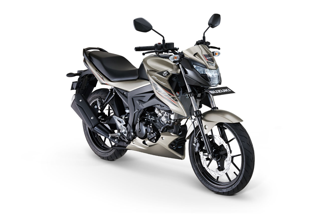 Suzuki Motor GSX 150 Bandit Titanium