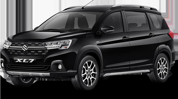 Suzuki XL7 Zeta Prime Cool Black