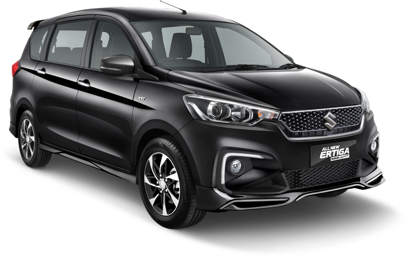 Suzuki All New Ertiga Sport Black