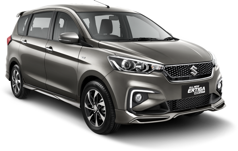 Suzuki All New Ertiga Sport Gray