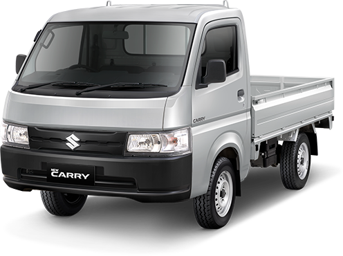 Suzuki New Carry Gray