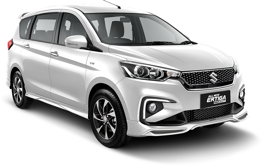 Suzuki All New Ertiga Sport White