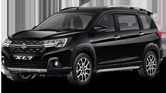 Suzuki XL7 Alpha Prime Cool Black