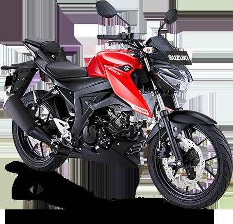 Suzuki Motor GSX-S150 Red