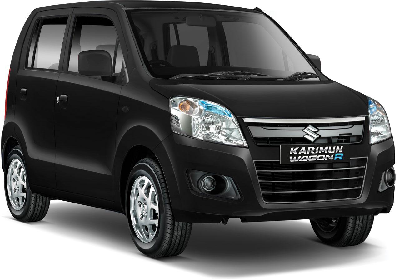 Suzuki Karimun Wagon R Black
