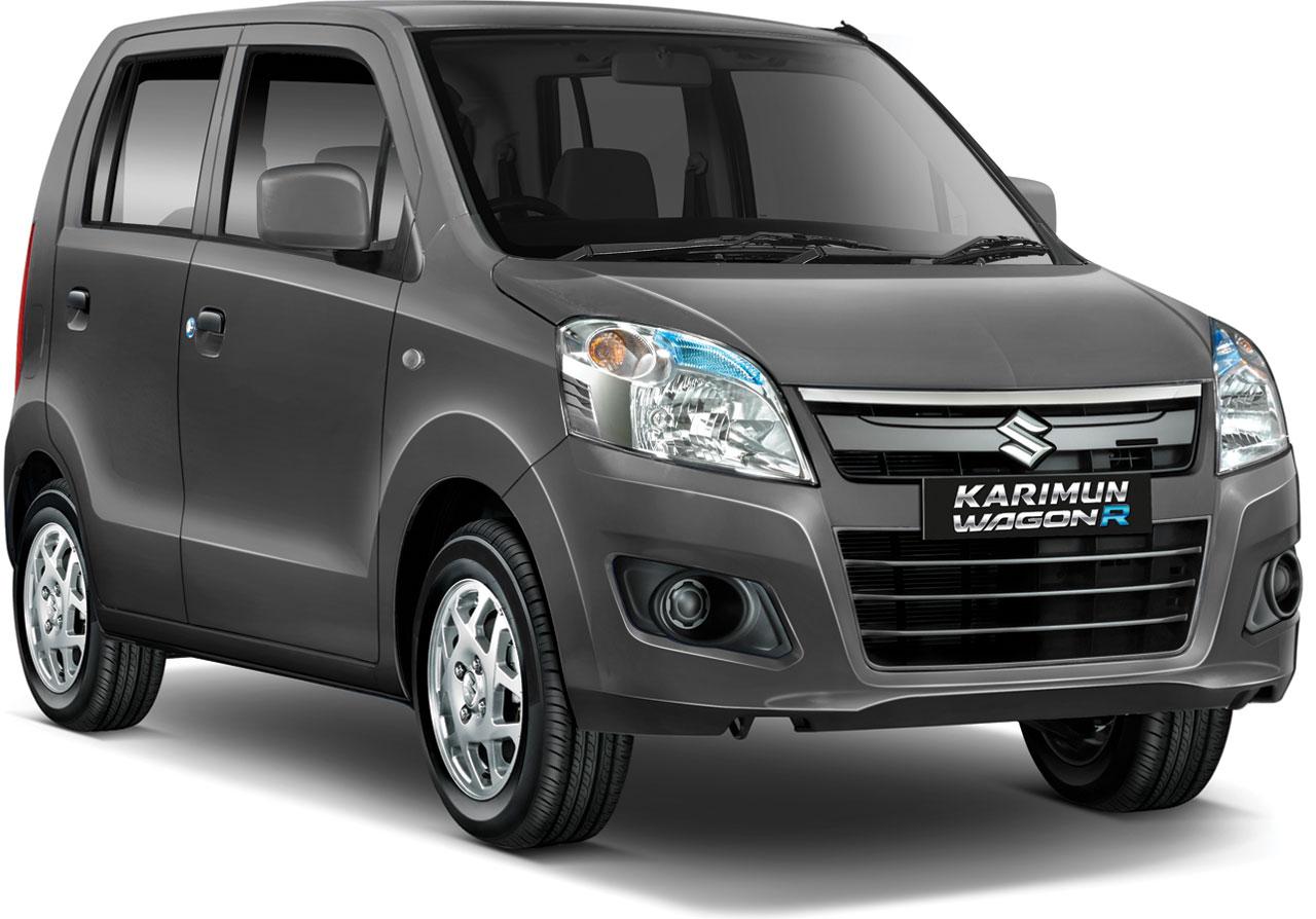 Suzuki Karimun Wagon R Gray