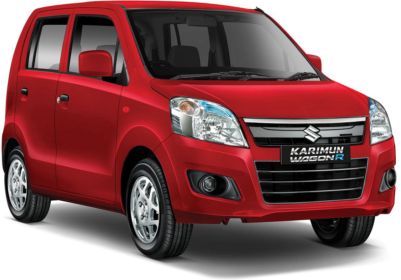 Suzuki Karimun Wagon R Red