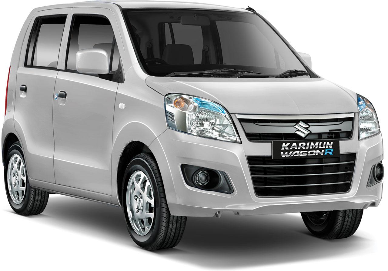 Suzuki Karimun Wagon R Silver