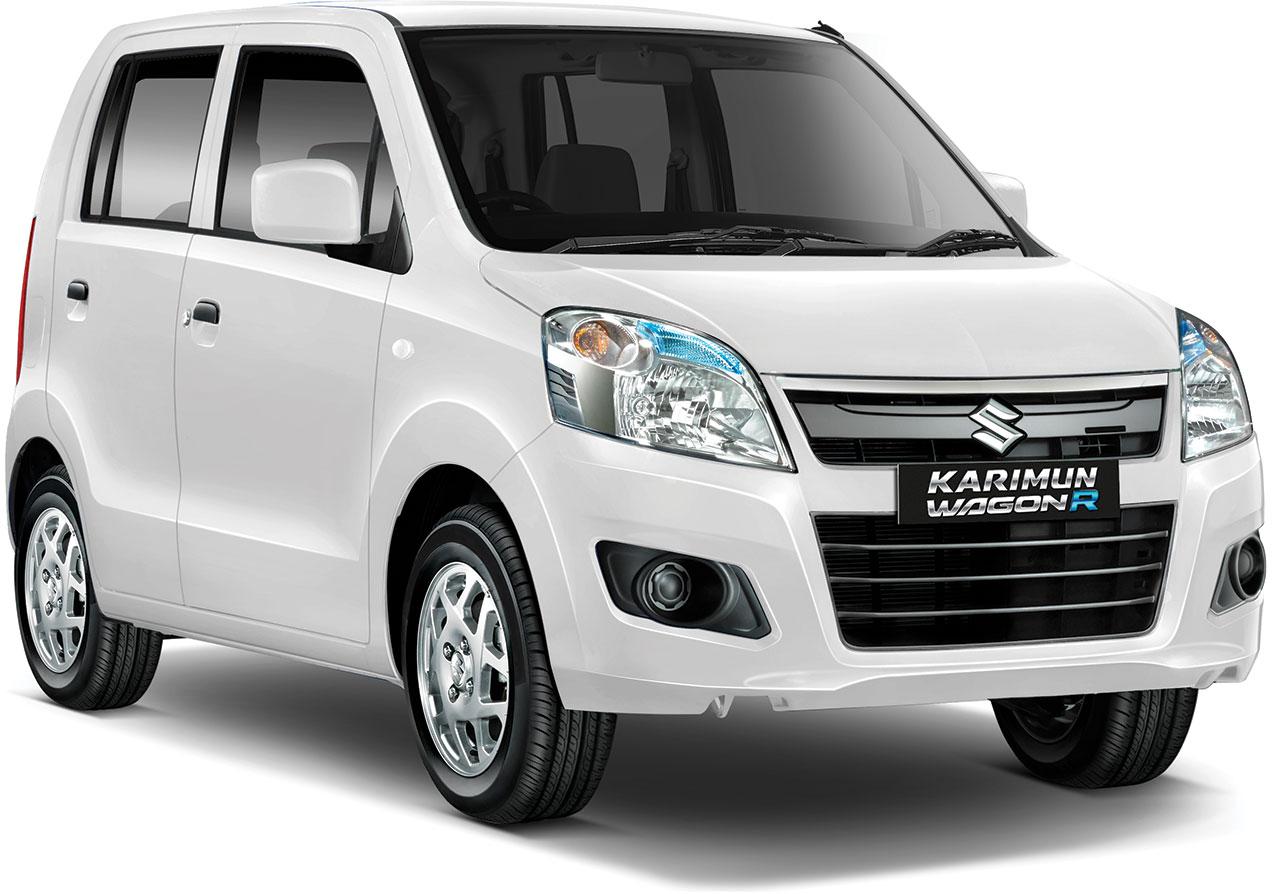 Suzuki Karimun Wagon R White