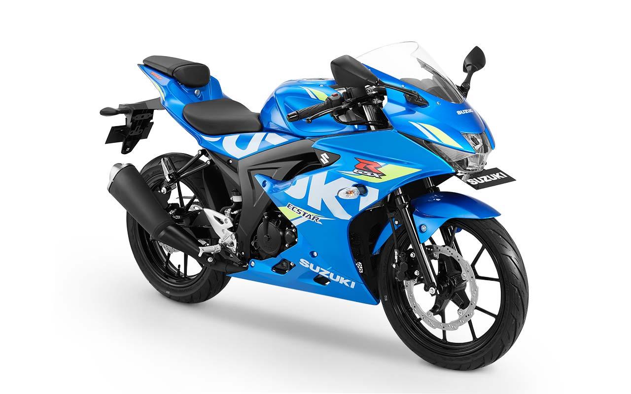 Gsx R150 Pt Suzuki Indomobil Motor