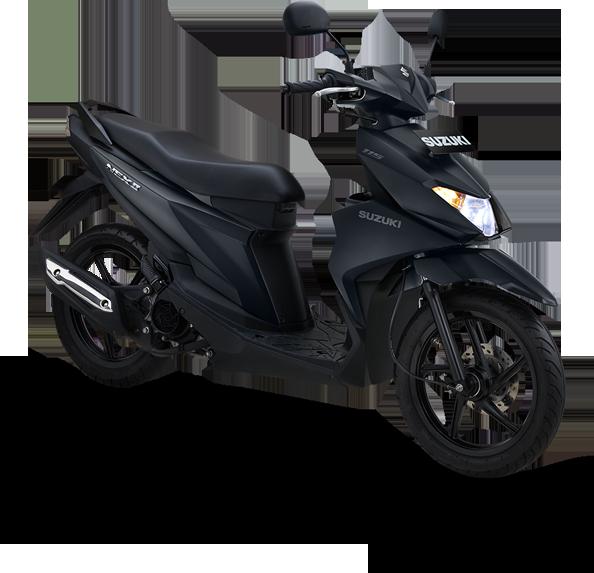 Suzuki Motor NEX II Elegant Premium Black