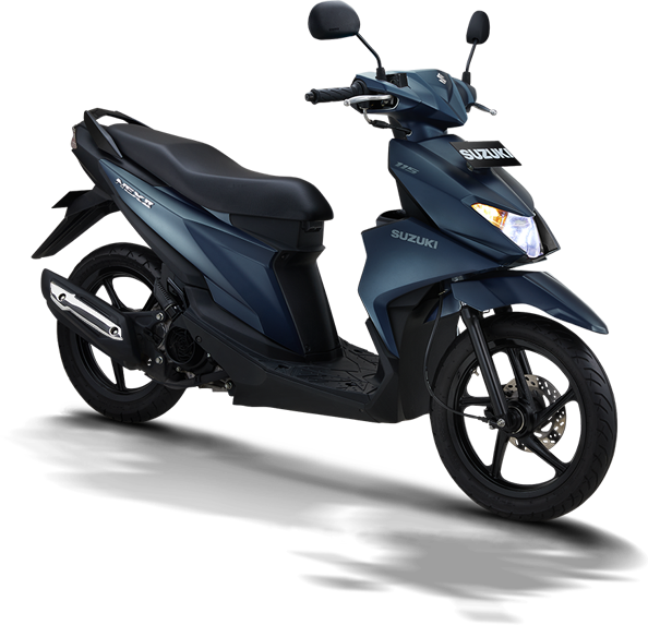 Suzuki Motor NEX II Elegant Premium Blue