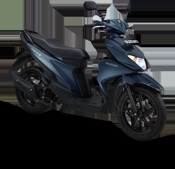 Suzuki Motor NEX II Elegant Premium Standard Blue