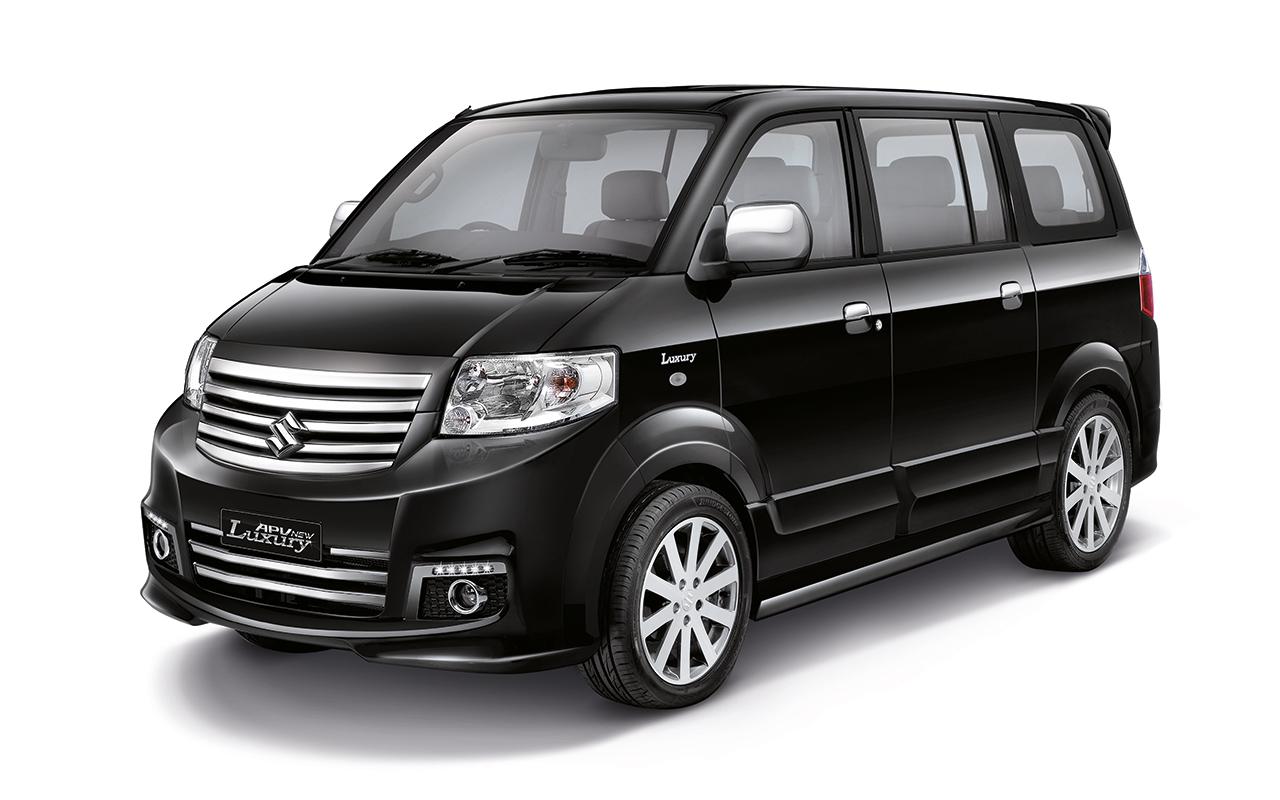 Suzuki APV New Luxury Black
