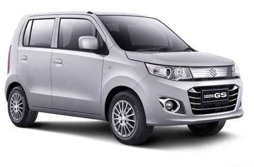 Suzuki Karimun Wagon GS Silky Silver