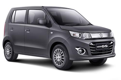 Suzuki Karimun Wagon GS Grey