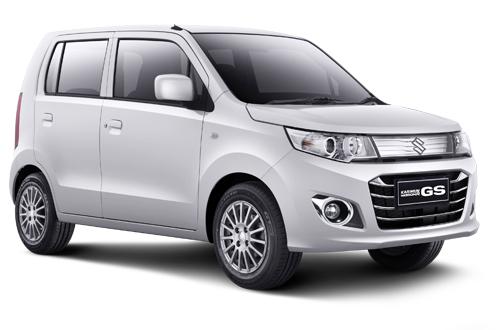 Suzuki Karimun Wagon GS White