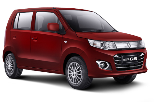 Suzuki Karimun Wagon GS Red