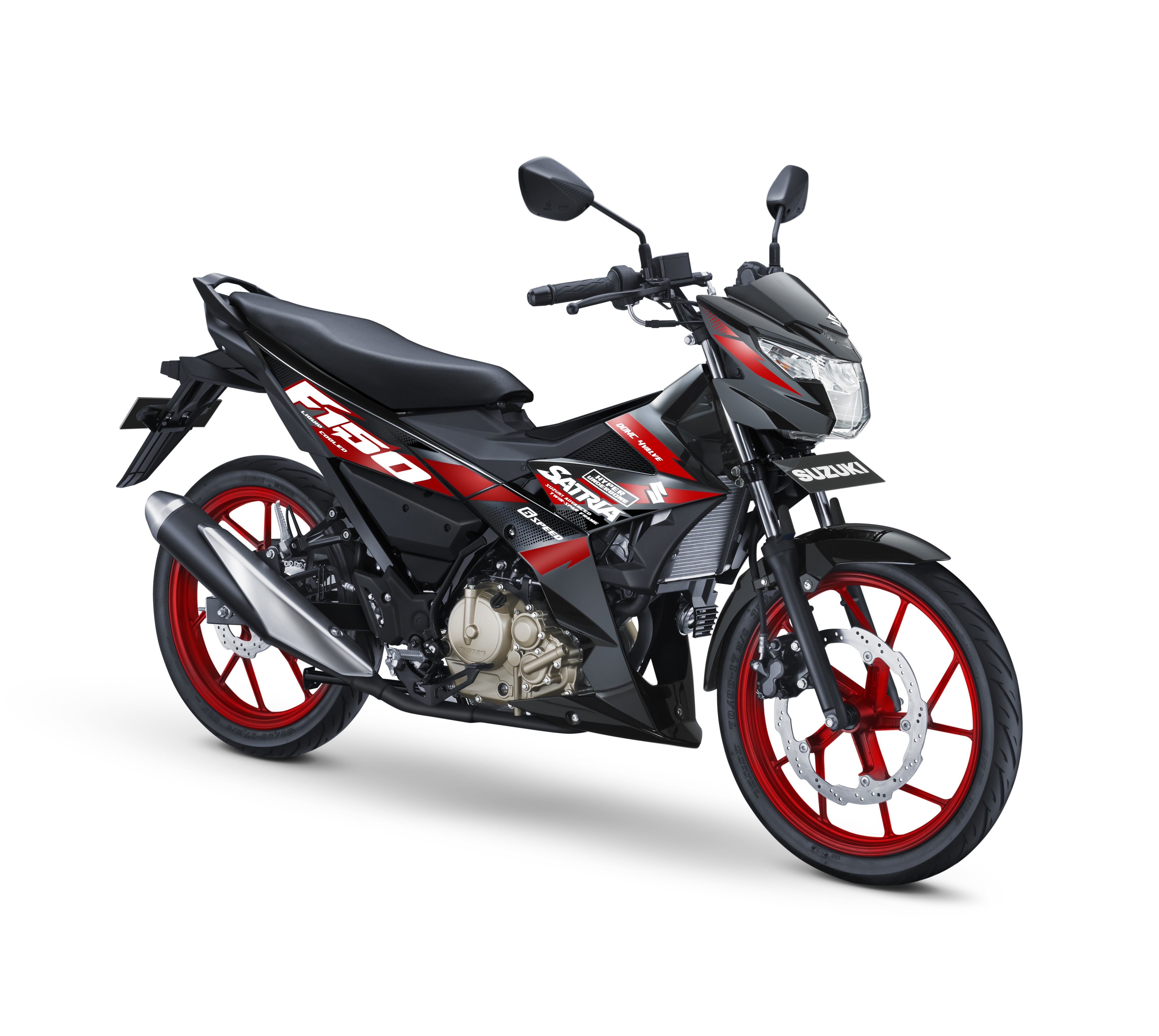 All New Suzuki F  Fi