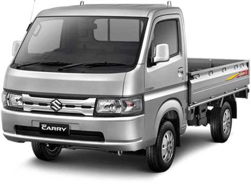 Suzuki New Carry Luxury Silver