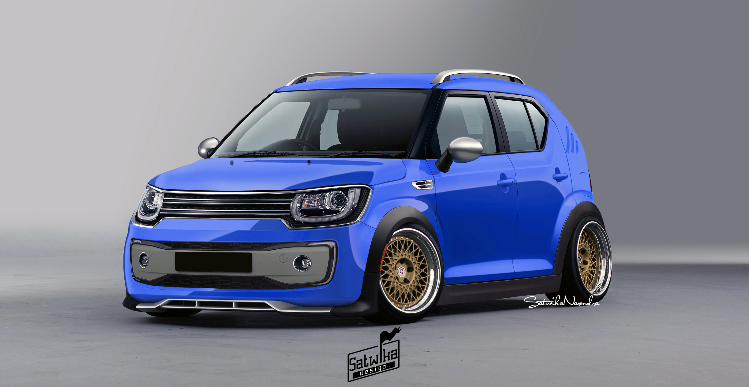 Suzuki Ignis Competition 2017 Result Little Throwback Autemo