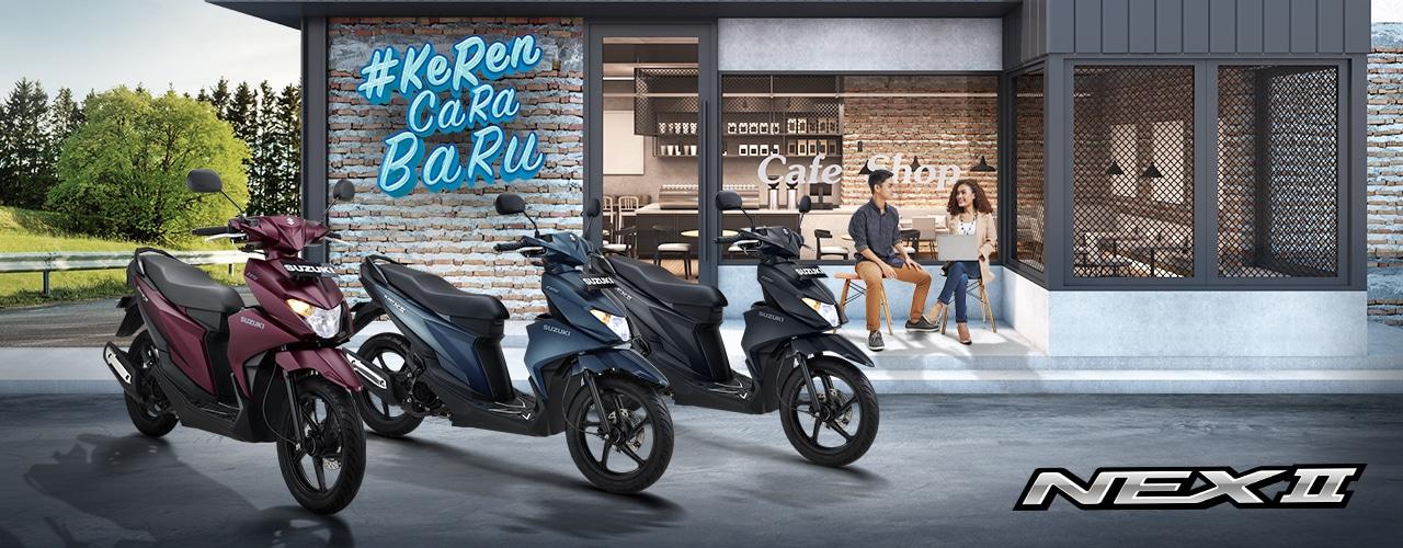 NexII Elegant Desktop 1 - Promo New Carry Pickup Luxury Dapat Hadiah Langsung Motor All New Satria F150