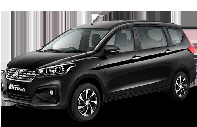 Suzuki All New Ertiga Prime Cool Black