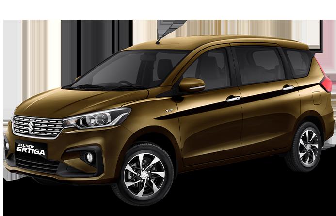 Suzuki All New Ertiga Brave Kakhi
