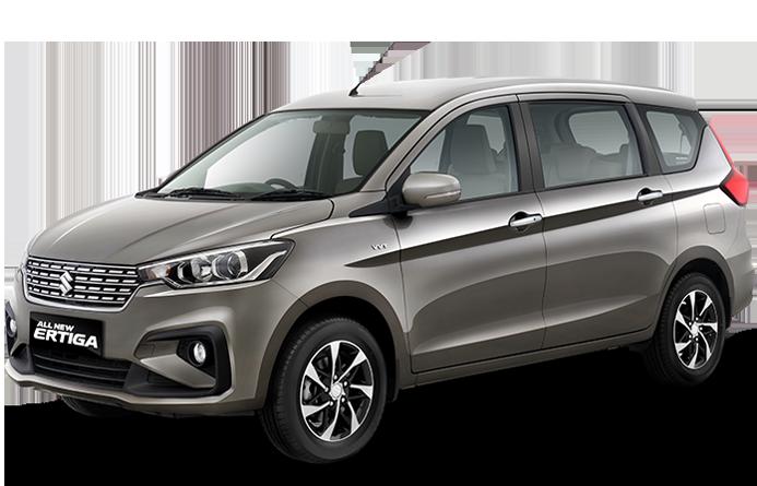 Suzuki All New Ertiga Gray