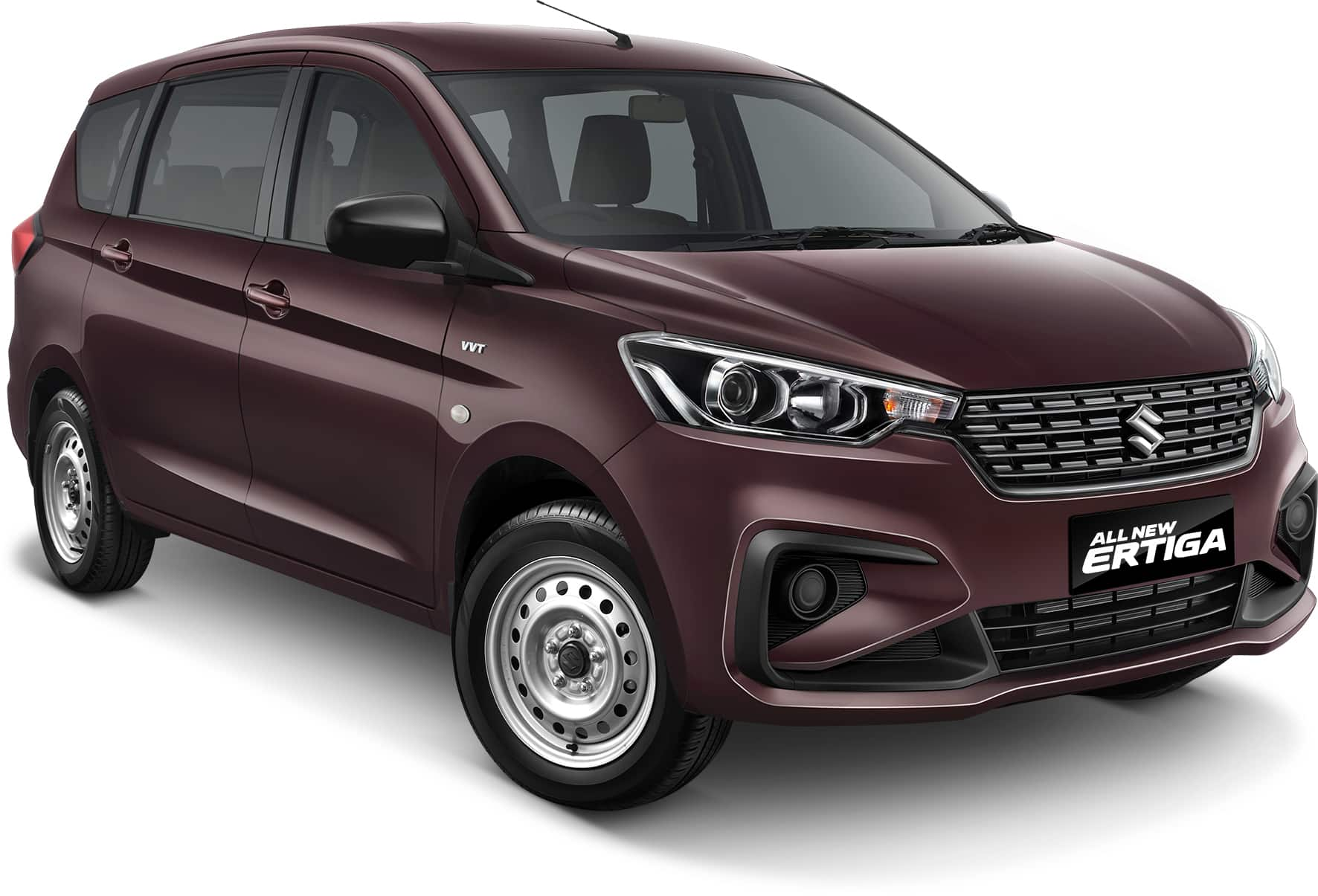 All New Ertiga GA - MT