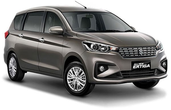 All New Ertiga GL - MT