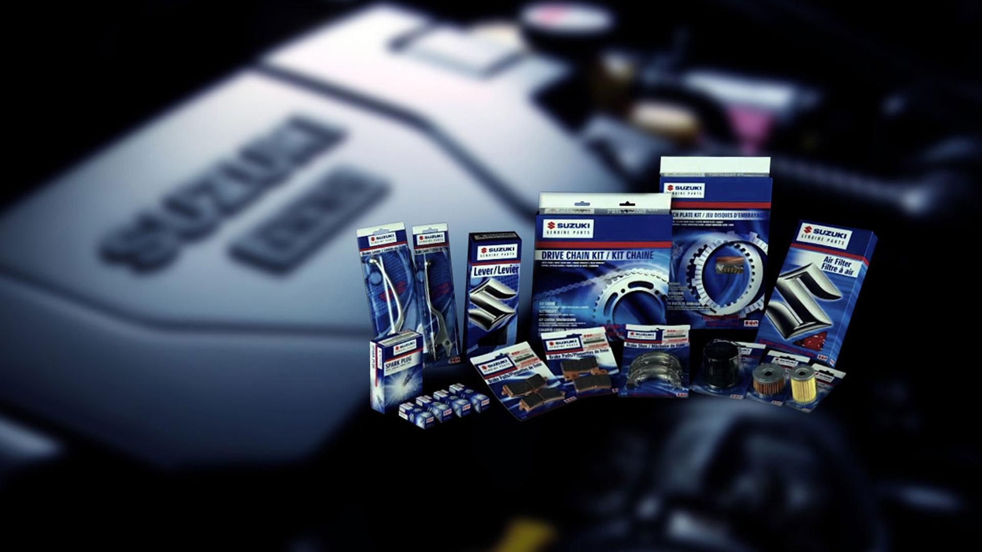 Suzuki Eparts