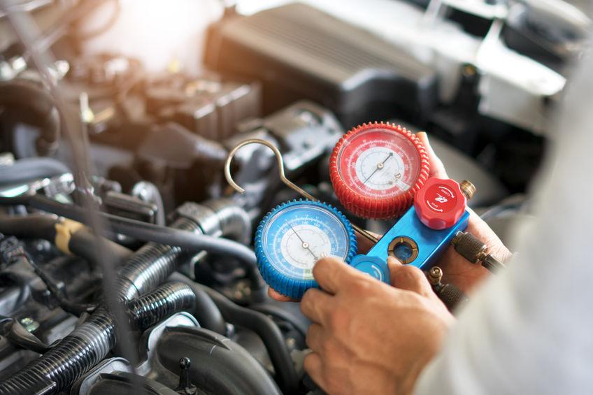 Yuk Mengenal Komponen AC Mobil dan Fungsinya   Suzuki ...