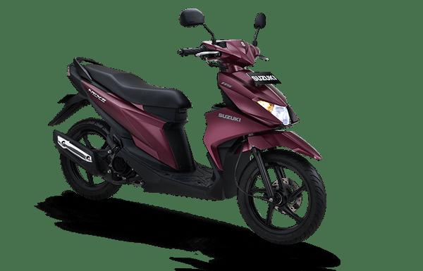 Suzuki Motor Nex II Elegant