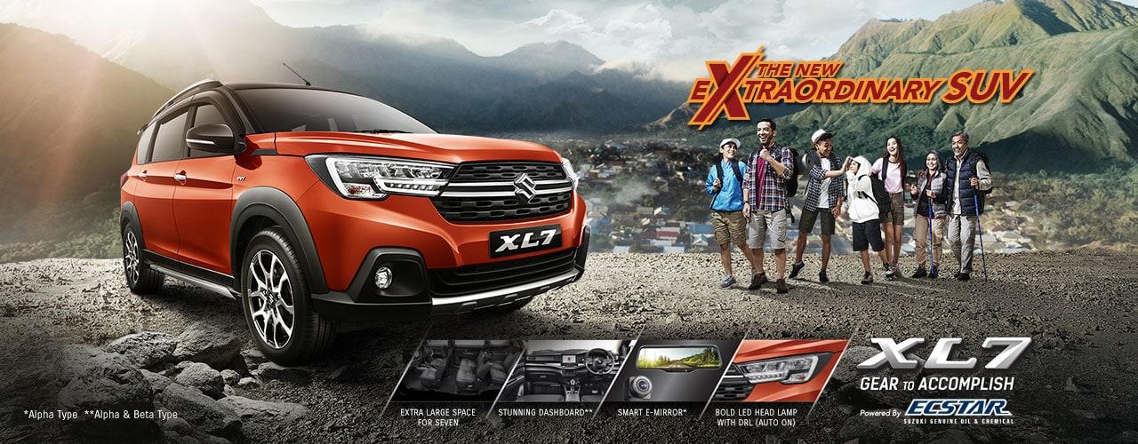 Suzuki XL7 Launch
