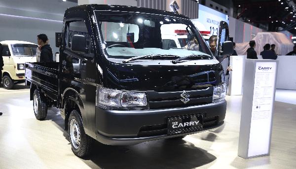 510 Koleksi Gambar Modifikasi Mobil Carry Minibus Gratis Terbaru