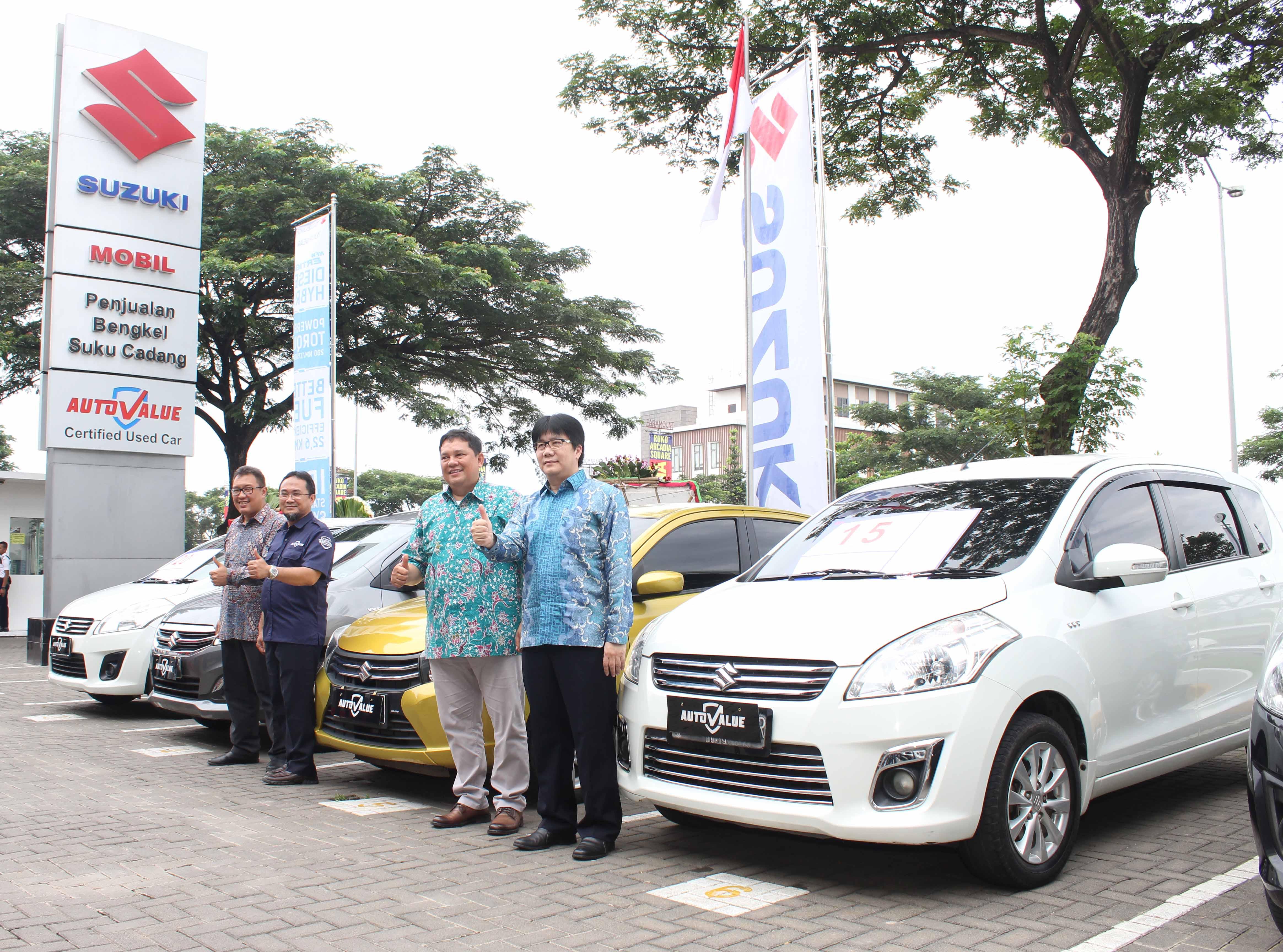 Berita Selepas Libur Lebaran Mobkas City Car Suzuki